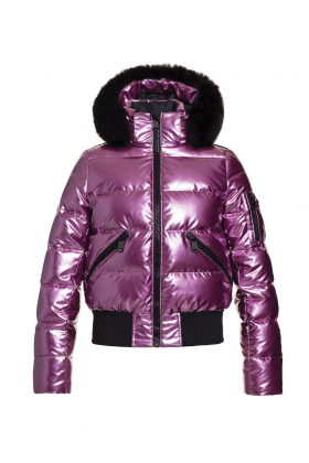 Aura Jacket Real Fur