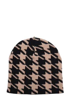 Caylee Hat Black & Meerkat