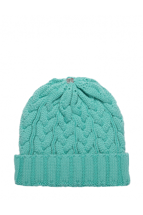 Charlie Cable Hat Tiffany