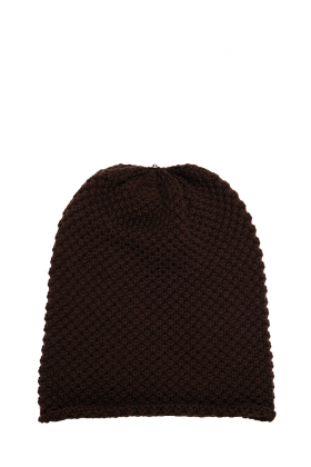 Waffle Hat Chocolate
