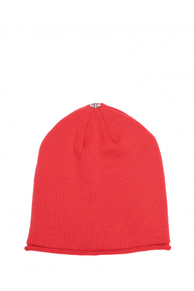 Glossy Hat Adult Coral