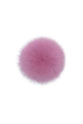 Fox Pom Cotton Candy
