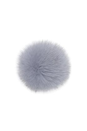 Fox Fur Pom Dove