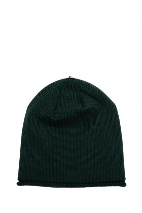 Glossy Hat Adult Emerald