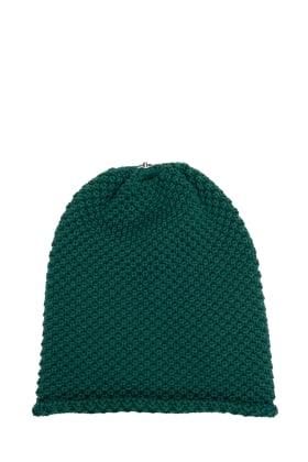Waffle Hat Emerald