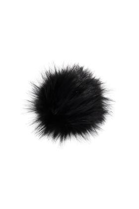 Faux Raccoon Fur Pom
