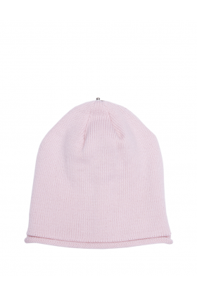 Glossy Hat Adult Petal Pink
