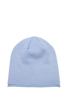 Glossy Hat Adult Silver Blue