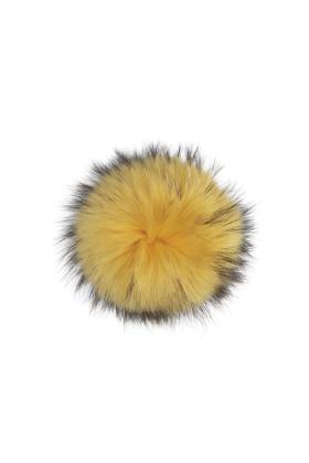 Raccoon Pom Aspen Gold