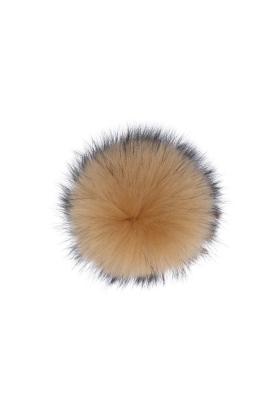 Raccoon Pom Golden