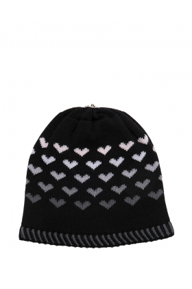 Hailey Hat Black