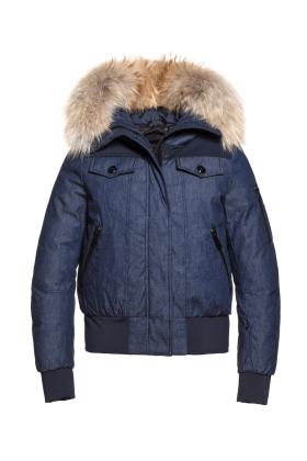Lea Fur Jacket