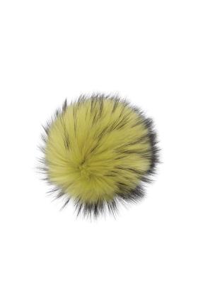 Raccoon Pom Chartreuse