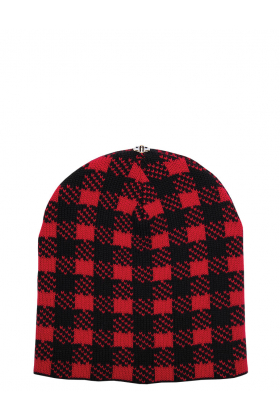 Mary Ann Hat-Black & Red