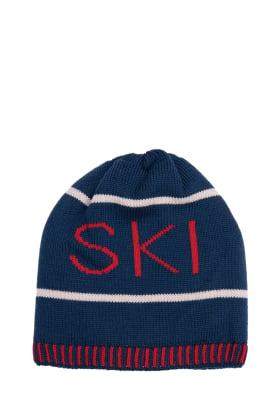 Ski Hat Navy