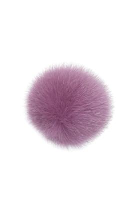 Fox Fur Pom Parfait