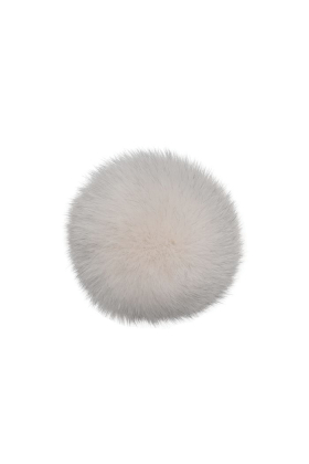 Fox Fur Pom Pearl