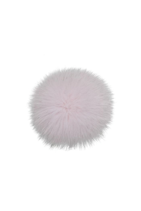 Fox Fur Pom Pink Dust