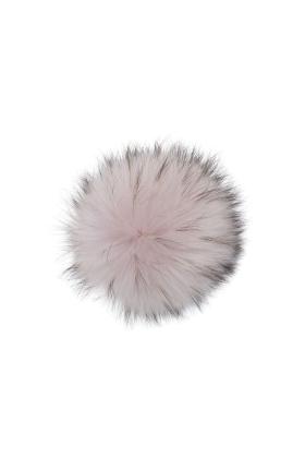 Raccoon Pom Pink Dust