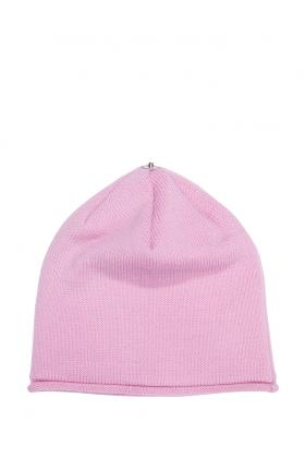 Glossy Hat Adult Pink Mauve