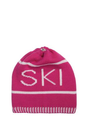 Ski Hat-Popsicle Pink