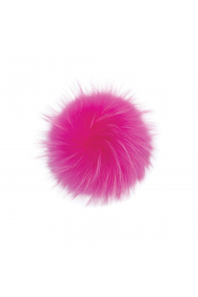 Raccoon Pom Popsicle Pink