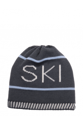 Ski Hat Pewter