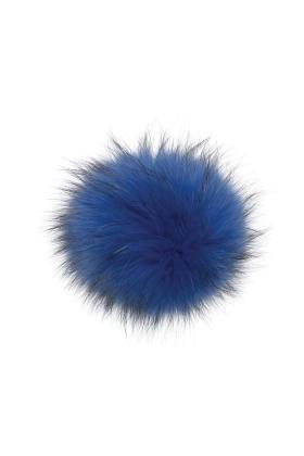 Raccoon Pom Sport Blue