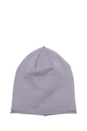 Glossy Hat Adult Mid Grey