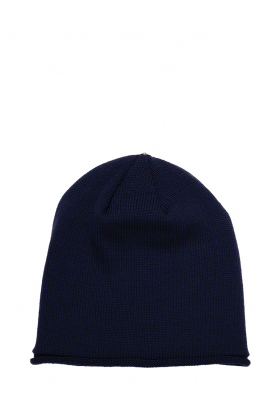 Glossy Hat Adult Navy