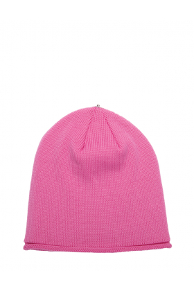 Glossy Hat Adult Poker Pink