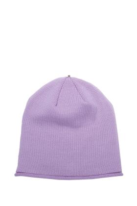 Glossy Hat Adult Velvet Violet