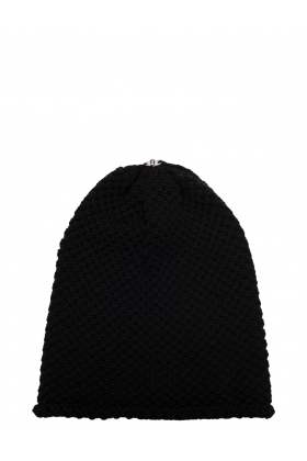 Waffle Hat Black