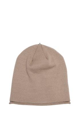 Glossy Hat Adult Truffle