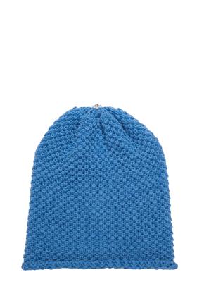 Waffle Hat-Denim Blue