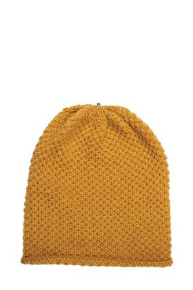 Waffle Hat Golden