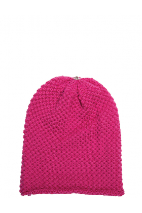 Waffle Hat Popsicle Pink
