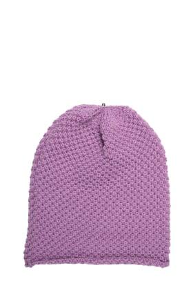 Waffle Hat Violet Dream