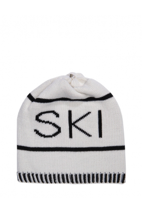 Ski Hat-White II