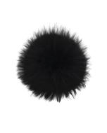 Raccoon Pom Black