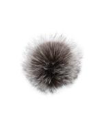 Silver Fox Pom Natural