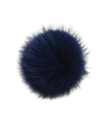 Raccoon Pom Navy