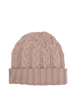 Charlie Cable Hat Oatmeal