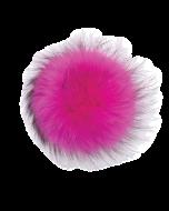 Raccoon Pom Passion Pink