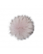 Raccoon Pom Pink Dust