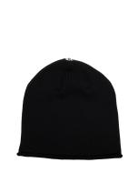 Glossy Hat Adult Black