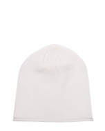 Glossy Hat Adult Ivory