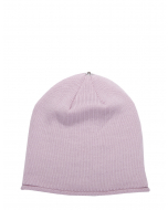 Glossy Hat Adult Mauve Linen