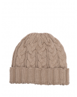Charlie Cable Hat Truffle