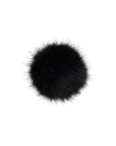 Faux Fox Fur Pom